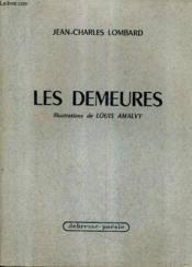 Les Demeures. - Couverture - Format classique