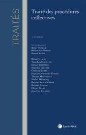 Traité des procédures collectives (3e édition) - Couverture - Format classique