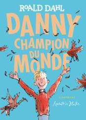 Danny, champion du monde - Couverture - Format classique