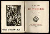 Le Bachelier - Couverture - Format classique