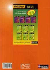 Management des organisations ; terminale STG ; livre de l'élève (édition 2008) - Couverture - Format classique