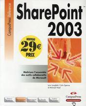 Sharepoint 2003 - Intérieur - Format classique