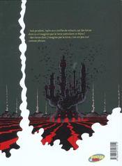Donjon monsters t.3 ; la carte majeure - 4ème de couverture - Format classique