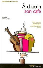 A Chacun Son Cafe - Intérieur - Format classique