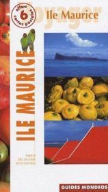 Ile Maurice - Couverture - Format classique