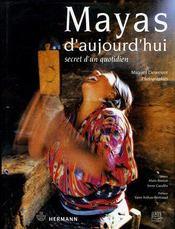 Mayas D'Aujourd'Hui - Intérieur - Format classique