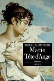 Marie tete d ange - Couverture - Format classique