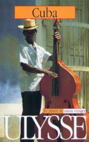 Guide Ulysse ; Cuba ; 4e Edition - Couverture - Format classique