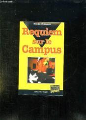 Requiem sur le campus - Couverture - Format classique