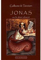 Jonas ou le désir absent - Couverture - Format classique