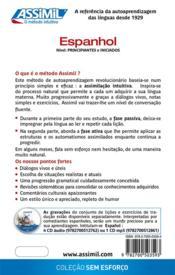 Espanhol - 4ème de couverture - Format classique