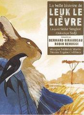 La belle histoire de Leuk-le-lièvre - Couverture - Format classique