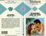 Un Mystere Dans Tes Yeux - Couverture - Format classique