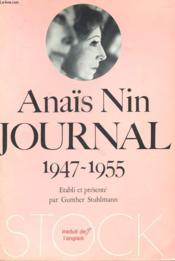 Journal 1947-1955 - Tome 5 - Couverture - Format classique