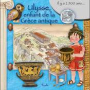 Ulysse, enfant de la Grèce antique - Couverture - Format classique