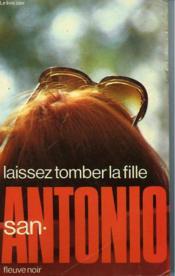 Laissez Tomber La Fille - Couverture - Format classique