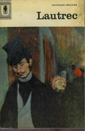 Henri De Toulouse-Lautrec - Couverture - Format classique