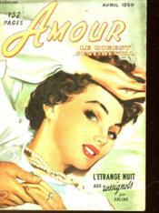 Amour Le Digest Sentimetal - N°12 - Couverture - Format classique