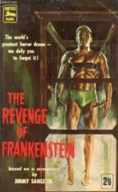 The Revenge Of Frankenstein - Couverture - Format classique