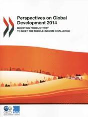 Perspectives on global development (édition 2014) - Couverture - Format classique