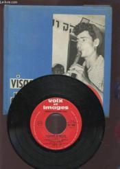 Visages D'Israel - Voix Et Images - Avec Disque. - Couverture - Format classique