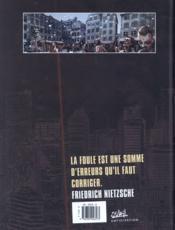 Zombies nechronologies T.2 ; mort parce que bête - 4ème de couverture - Format classique