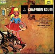 Disque 45t // Le petit chaperon rouge - Couverture - Format classique