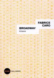 Broadway - Couverture - Format classique