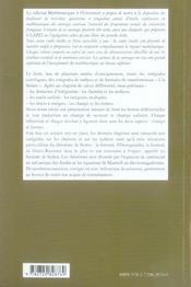 Integrales Curvilignes Et De Surface Niveau L2 Cours Et Exercices Corriges - 4ème de couverture - Format classique