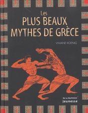 Les plus beaux mythes de Grèce - Intérieur - Format classique