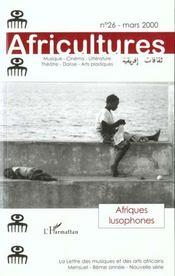 Revue Africultures N.26 ; Afriques Lusophones - Intérieur - Format classique