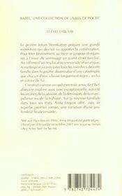 Le Chef-D'Oeuvre Babel 507 - 4ème de couverture - Format classique