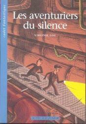 Les aventuriers du silence - Intérieur - Format classique