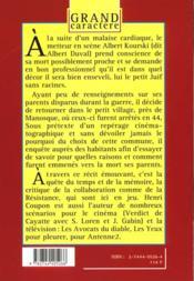 21 Rue De La Pente Rapide - 4ème de couverture - Format classique