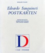 Postkarten - Couverture - Format classique