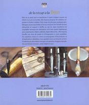 De La Recup' A La Deco - 4ème de couverture - Format classique