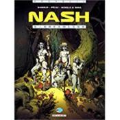 Nash t.6 ; dream land - Couverture - Format classique
