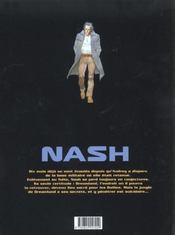Nash t.6 ; dream land - 4ème de couverture - Format classique