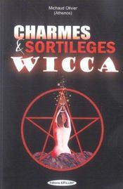 Charmes et sortileges wicca - Intérieur - Format classique