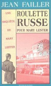 MARY LESTER T.13 ; roulette russe pour Mary Lester - Intérieur - Format classique