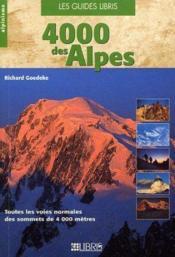 4000 des Alpes - Couverture - Format classique