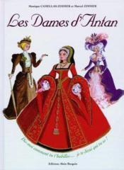 Les dames d'antan - Couverture - Format classique