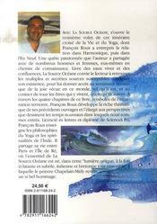 La source océane - 4ème de couverture - Format classique