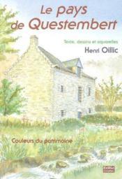 Le Pays De Questembert - Couverture - Format classique