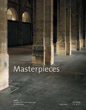 Masterpieces - Intérieur - Format classique