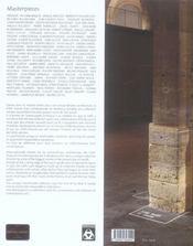 Masterpieces - 4ème de couverture - Format classique