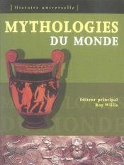 Mythologies du monde - Intérieur - Format classique