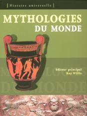 Mythologies du monde - Couverture - Format classique