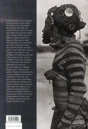 Chokwe - 4ème de couverture - Format classique