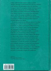 Les differents aspects de la culture islamique : l'individu et la societe en islam - 4ème de couverture - Format classique